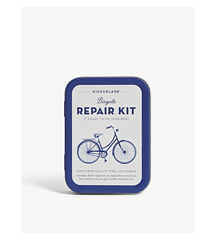 KIKKERLAND Bicycle repair kit