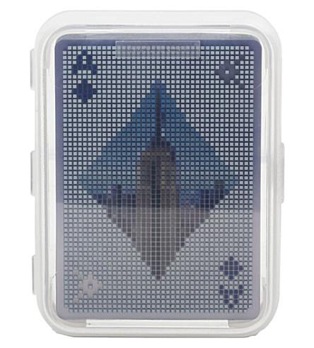 KIKKERLAND Pixel playing cards