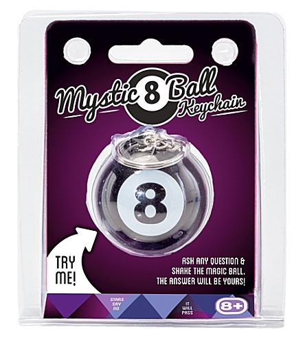 TOBAR Mystic 8 ball keychain