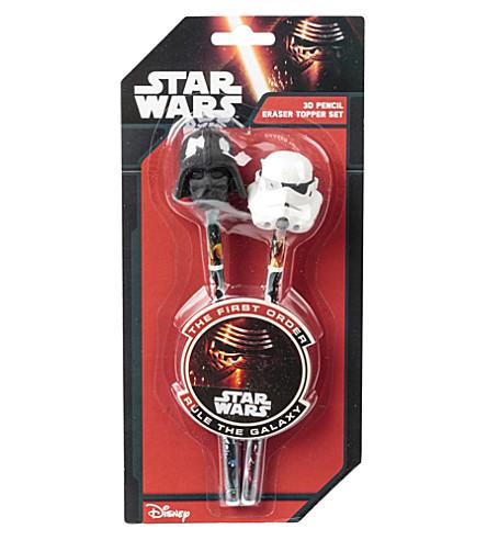 TOBAR Star wars pencil topper set