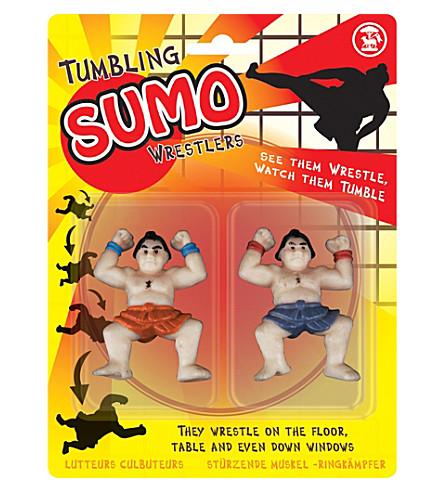TOBAR Tumbling sumo wrestlers