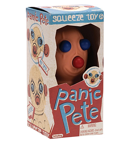 TOBAR Panic pete squeeze toy