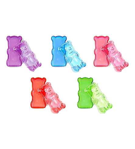 NOVELTY Gummy bear lip gloss