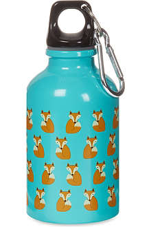 CHRISTMAS Fox water bottle