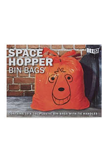 NONE Space hopper bin bags