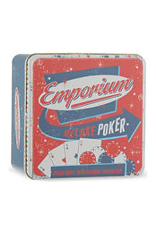 NONE The emporium poker set