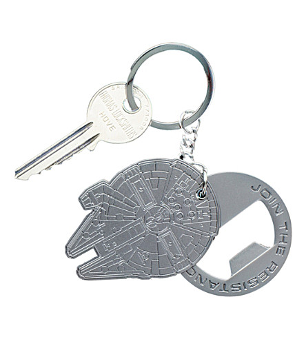 PALADONE Star Wars Millennium falcon bottle opener