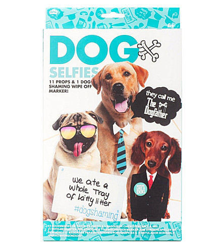 NPW Dog selfies kit