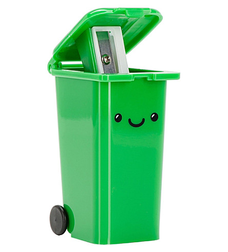 NPW Wheelie bin pencil sharpener