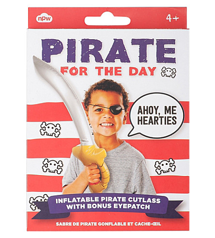 NPW Pirate for the day kit