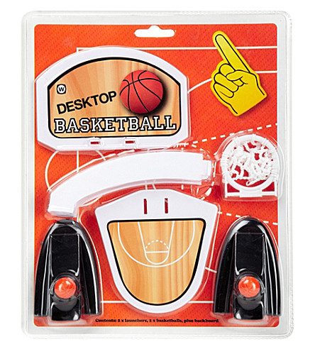 NPW Desktop basketball set