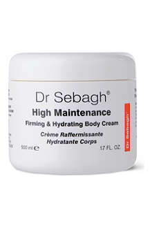 DR SEBAGH Firming and hydrating body crème 500ml