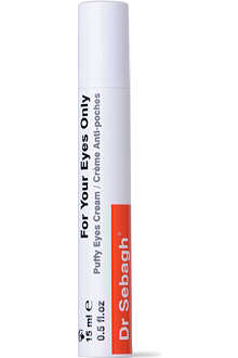 DR SEBAGH For Your Eyes Only eye cream 15ml
