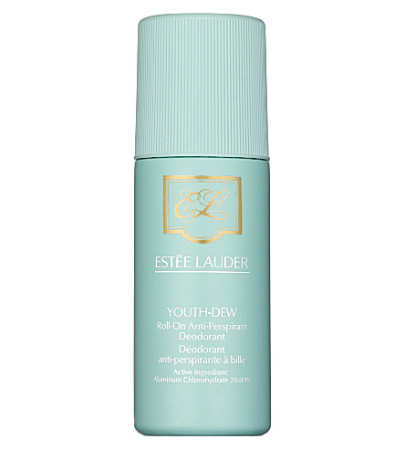 ESTEE LAUDER Youth Dew Roll–On Anti–Perspirant Deodorant 75ml