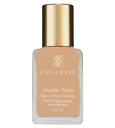 ESTEE LAUDER Double Wear Stay–in–Place Makeup SPF 10 (1c0+shell