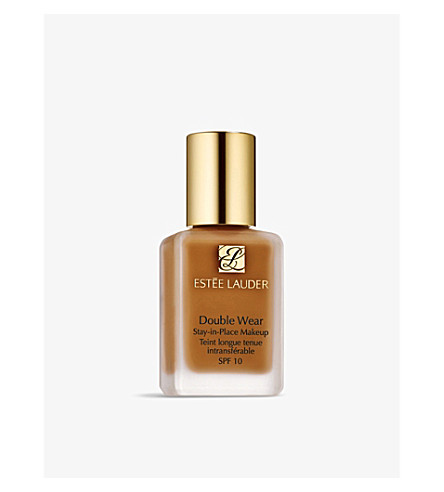 ESTEE LAUDER Double Wear Stay–in–Place Makeup SPF 10 (Amber honey