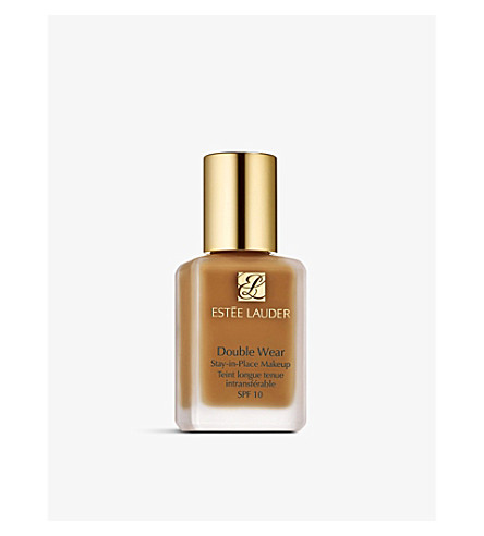 ESTEE LAUDER Double Wear Stay–in–Place Makeup SPF 10 (Caramel