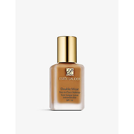 ESTEE LAUDER Double Wear Stay–in–Place Makeup SPF 10 (Henna