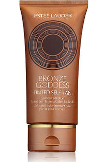 ESTEE LAUDER Bronze Goddess Tinted Self–Tanning Gelée for Body 150ml