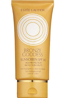 ESTEE LAUDER Bronze Goddess Sunscreen For Body SPF 30