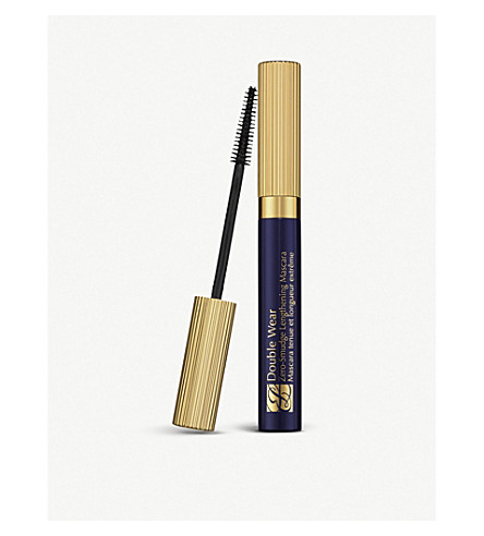 ESTEE LAUDER Double Wear Zero Smudge Lengthening Mascara (Black