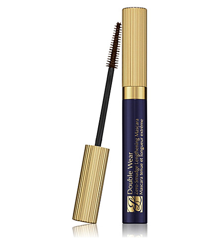 ESTEE LAUDER Double Wear Zero Smudge Lengthening Mascara (Brown