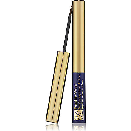 ESTEE LAUDER Double Wear Zero–Smudge Liquid Eyeliner (Brown