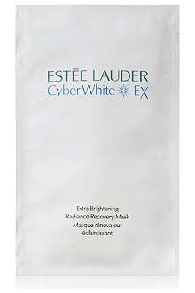 ESTEE LAUDER Cyberwhite Ex Extra Brightening Radiance Recovery Mask