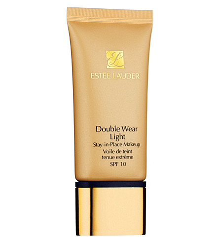 ESTEE LAUDER Double Wear Light Stay–in–Place Makeup SPF 10 (0.5