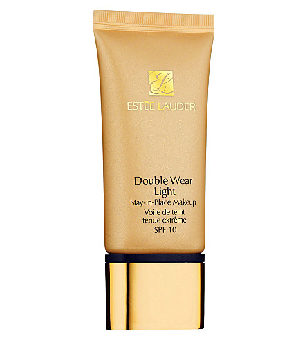 ESTEE LAUDER Double Wear Light Stay–in–Place Makeup SPF 10 (3.5