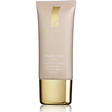 ESTEE LAUDER Double Wear Light Stay–in–Place Makeup SPF 10 (Intensity 1.0