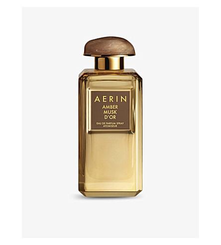 AERIN 琥珀麝香 D ' Or 香水 100毫升 (麝香