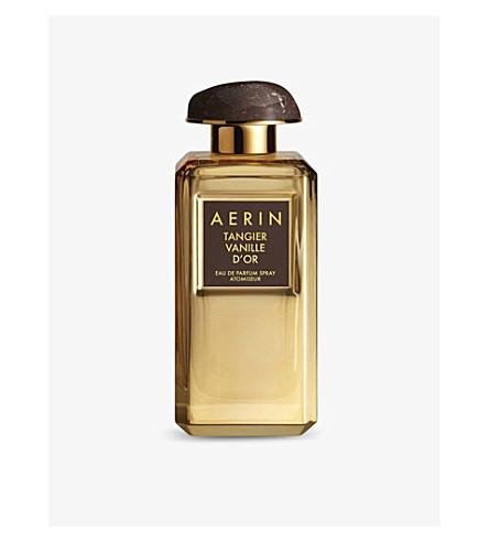 AERIN Tangier Vanille D'Or Eau De Parfum 100ml (Vanille