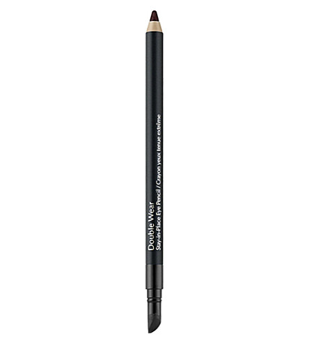 ESTEE LAUDER Double Wear Stay-in-Place eye pencil (Burgundy+suede