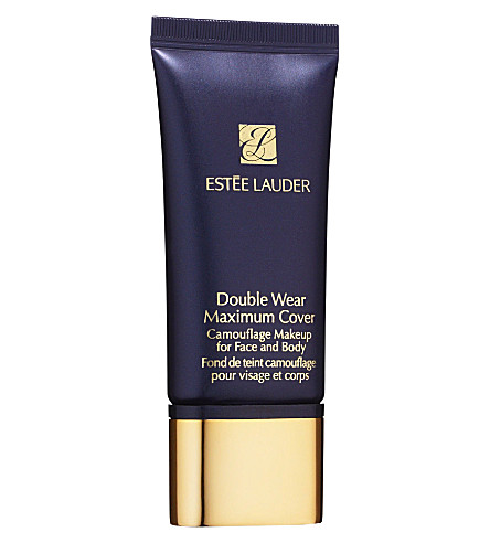 ESTEE LAUDER Double Wear Maximum Cover Makeup (3w1 tawny