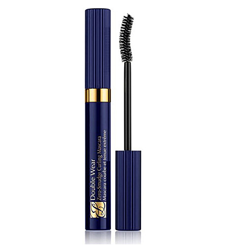 ESTEE LAUDER Double Wear Zero–Smudge Curling Mascara (Black