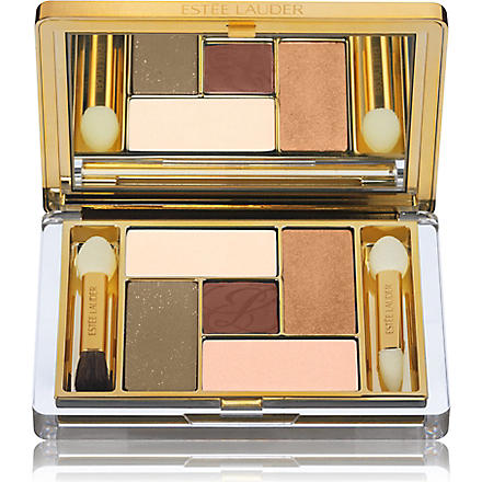 ESTEE LAUDER Pure Color Five Color Eyeshadow Palette (Bronze+dunes