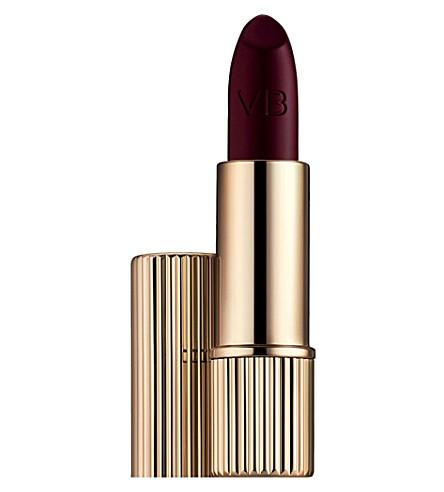 ESTEE LAUDER Victoria Beckham X Estée Lauder Matte Lipstick 3.4g (Black cassis