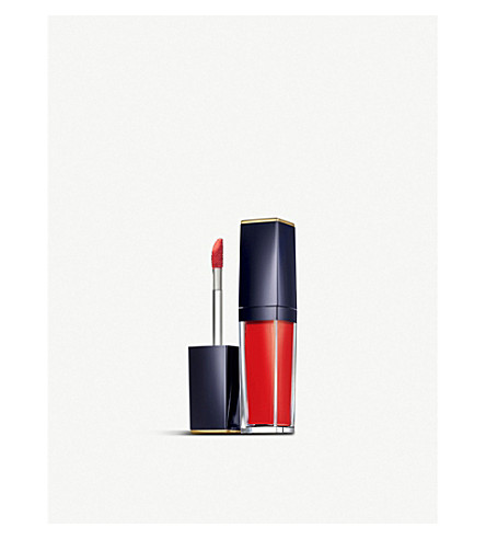 ESTEE LAUDER Pure Colour Envy Paint-On Liquid Lip Colour Vinyl 7ml (305+patently+peach