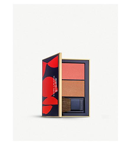 ESTEE LAUDER Pure Color Envy Sculpting Blush Duo by Violette 6g (Soleil+dore+and++camelia
