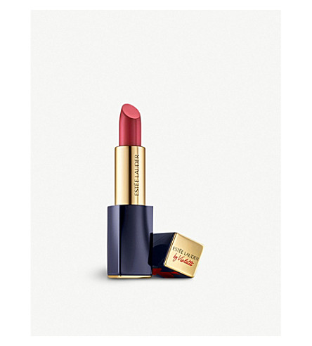 ESTEE LAUDER Pure Color Envy Sculpting Lipstick by Violette 3.5g (215+poesie