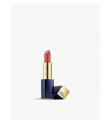 ESTEE LAUDER Pure colour envy hi-lustre lipstick (Nude reveal