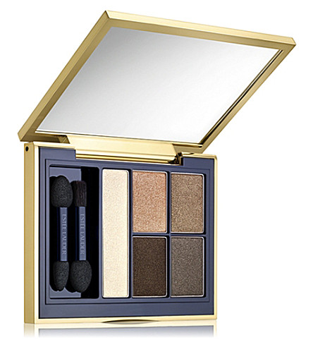 ESTEE LAUDER Pure Color Envy sculpting eyeshadow five-colour palette (Captivating+cocoa
