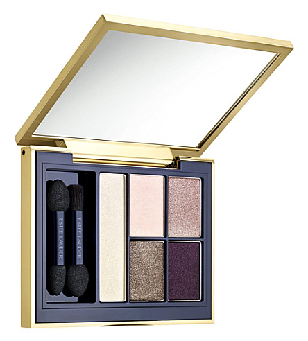 ESTEE LAUDER Pure Color Envy sculpting eyeshadow five-colour palette (Currant+desire