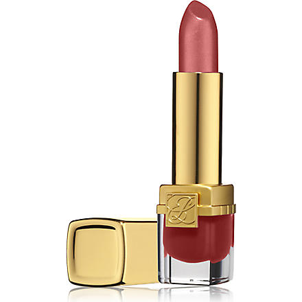 ESTEE LAUDER Bronze Goddess Pure Color Long Lasting lipstick (Tiger+eye+shimmer