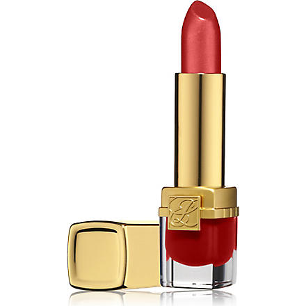 ESTEE LAUDER Pure Color Long Lasting Lipstick (Ambition+creme