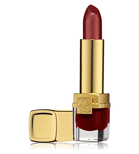 ESTEE LAUDER Pure Color Long Lasting Lipstick (Plum couture creme