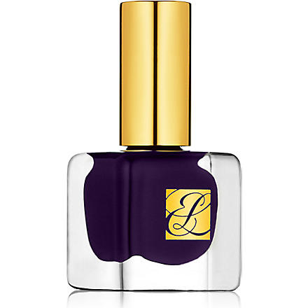 ESTEE LAUDER Made in Paris Colletion Pure Color Nail Lacquer (Bete+noire
