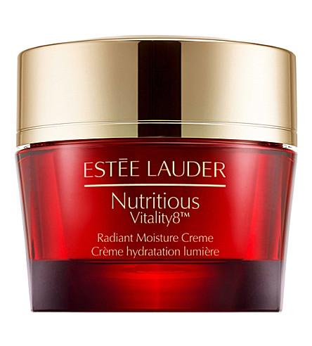 ESTEE LAUDER Nutritious Vitality8 Radiant Moisture Crème 50ml