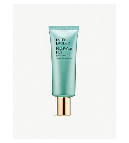 ESTEE LAUDER NightWear detox mask 75ml
